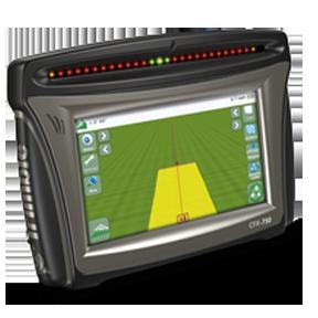 Trimble CFX-750 Display