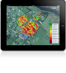 Field Mapping Technology