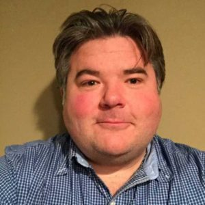 Photo of Tyrel, consultant & technician